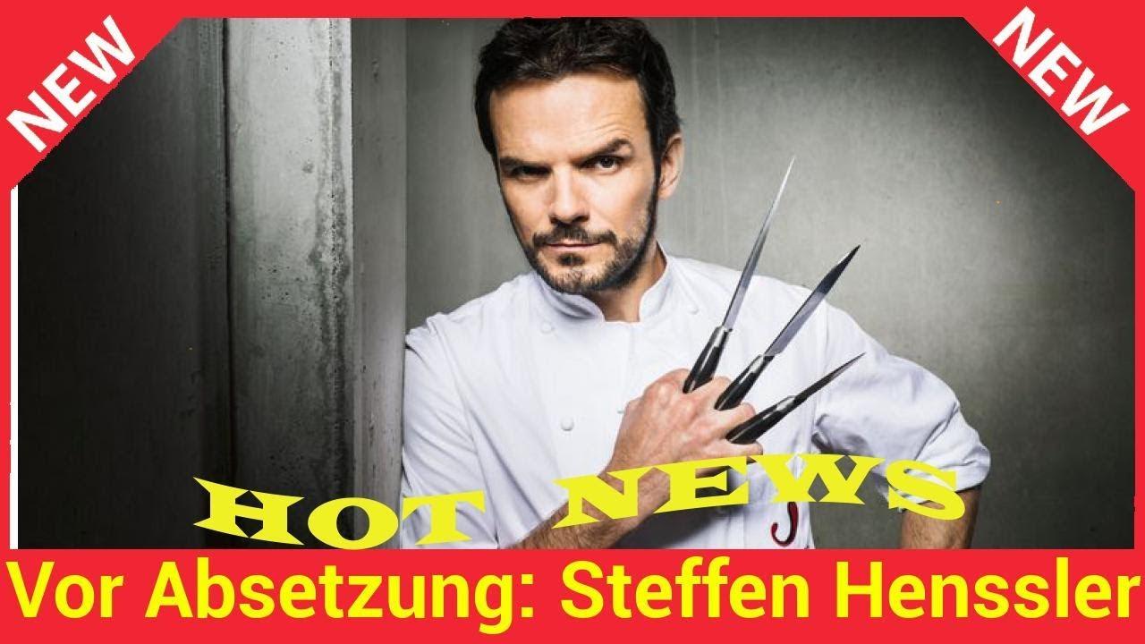 Vor Absetzung: Steffen Henssler zurück bei