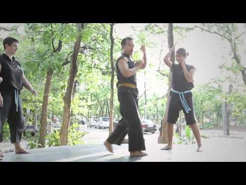 Martial Minutes ตอน ป้องกันตัวแบบมวยไทยไชยา - Martial Warrior ชิงฝันแอ็กชั่นสตาร์