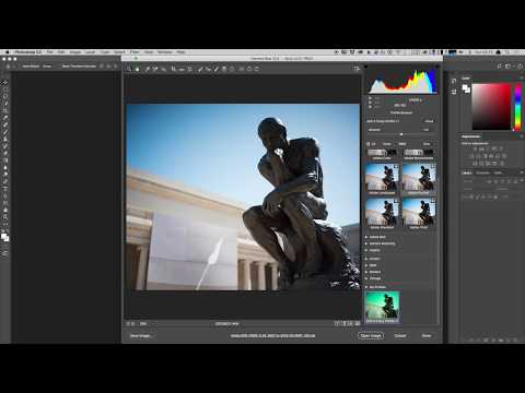 Creating your own Creative Profiles in Adobe Camera Raw