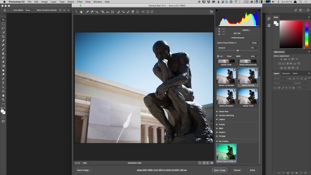 Demystifying Lightroom Profiles – In-Depth Guide (Free Profiles