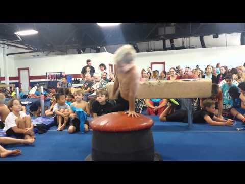 324 double leg mushroom circles. new record