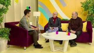 Смотреть Иосиф Шац и Александр Володарский — Театр Чехова приглашает на спектакль