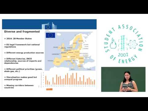 Andrea Strachinescu: EU Energy policy and research strategies and programmes