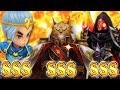 Summoners War - I TEST OUT THE BUFFED UNITS!