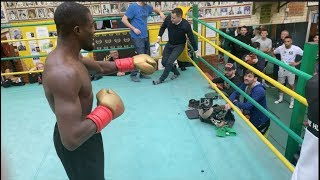 'F*** ALL YOU ALL' - OHARA DAVIES CLASHES WITH TYRONE McKENNA & SLAMS ALL OPPONENTS TO THEIR FACE