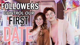 FOLLOWERS Control My FIRST DATE in Korea!