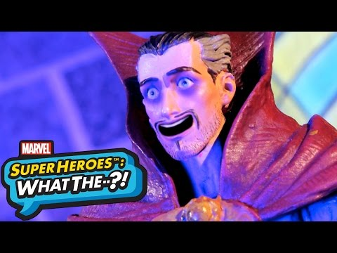 50th Episode Extravaganza! - Marvel Super Heroes: What The--?!