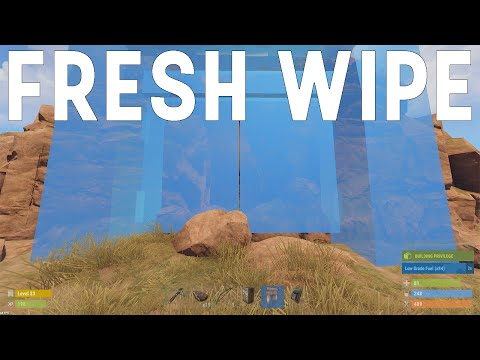 Fresh Wipe! - Rust