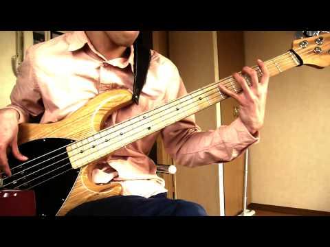 I Can't Help It - Esperanza Spalding (feat Joe Lovano) Bass Cover