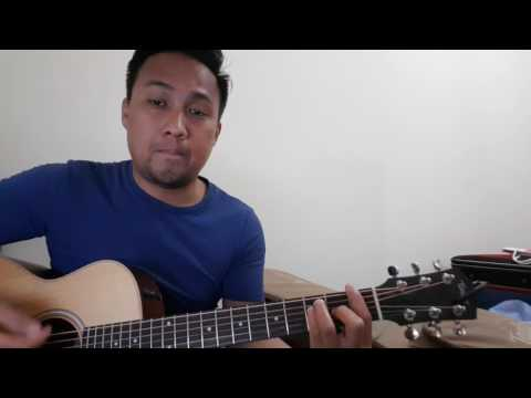 Joy - Planetshakers Acoustic Guitar Tutorial