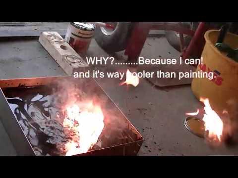 Anti Corrosion Treatment, DIY Rustproofing