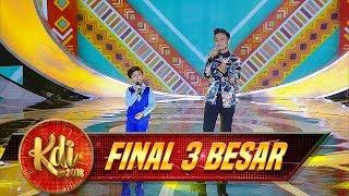 SUPERR SEKALEHH!!! Abi Ft  Ditya IDOL JR  [DEN ASSALAM] - Final 3 Besar KDI (25/9)