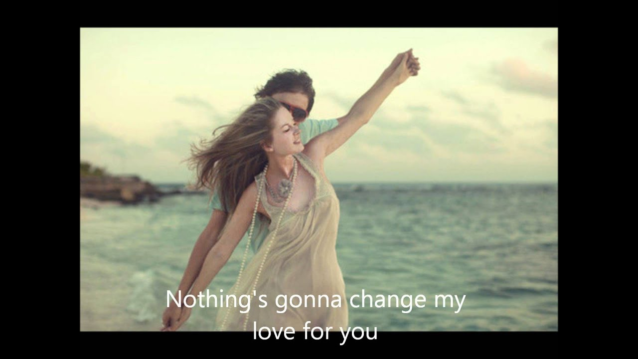 air supply - nothing's gonna change my love for you lyrics ...
