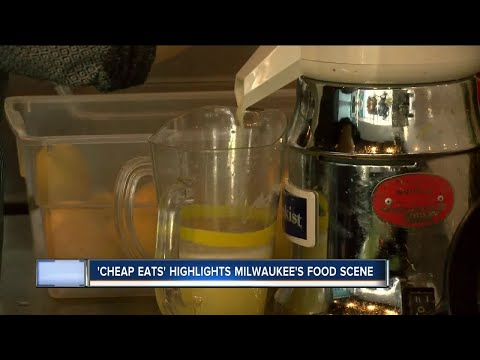 "Milwaukee restaurants to be featured on Cooking Channel's ""Cheap Eats"""