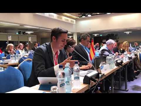 Simón (PSOE Ceuta) apela al compromiso de la UE ante la crisis migratoria