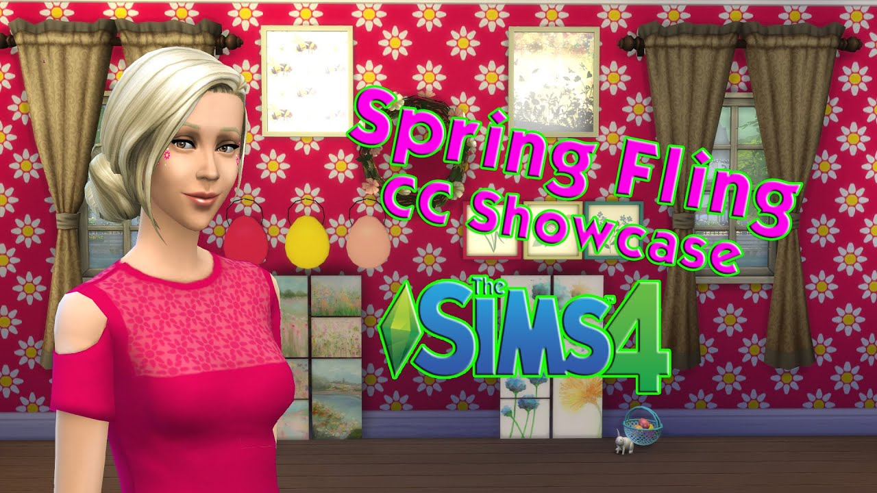Spring fling pack sims 4
