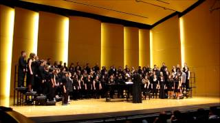 Central Washington University Chorale, Sonnet of the Moon