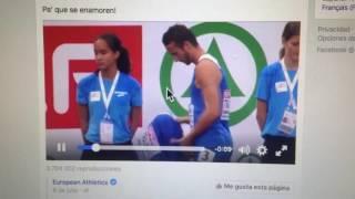 Caballerosidad en las olimpiadas.