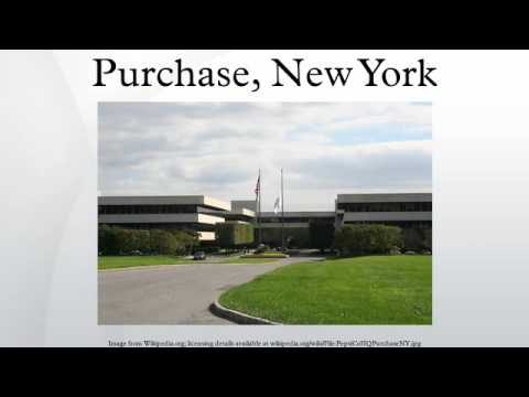 Purchase, New York