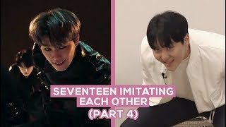 [4.48 MB] Seventeen Imitating Each Other (Part 4)