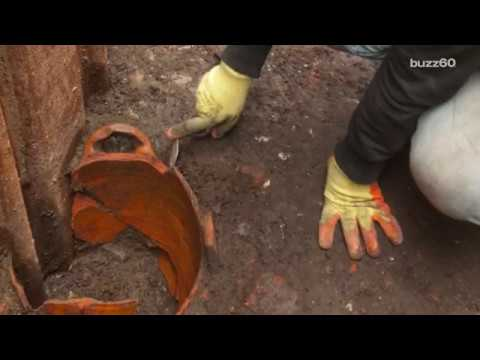 Remarkable Archaeological Finds At Dig Of Little Known Shakespeare Theater