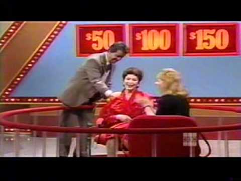 The $25,000 Pyramid March 1987 Illene Graff & Jamie Farr  Part 2 of 5