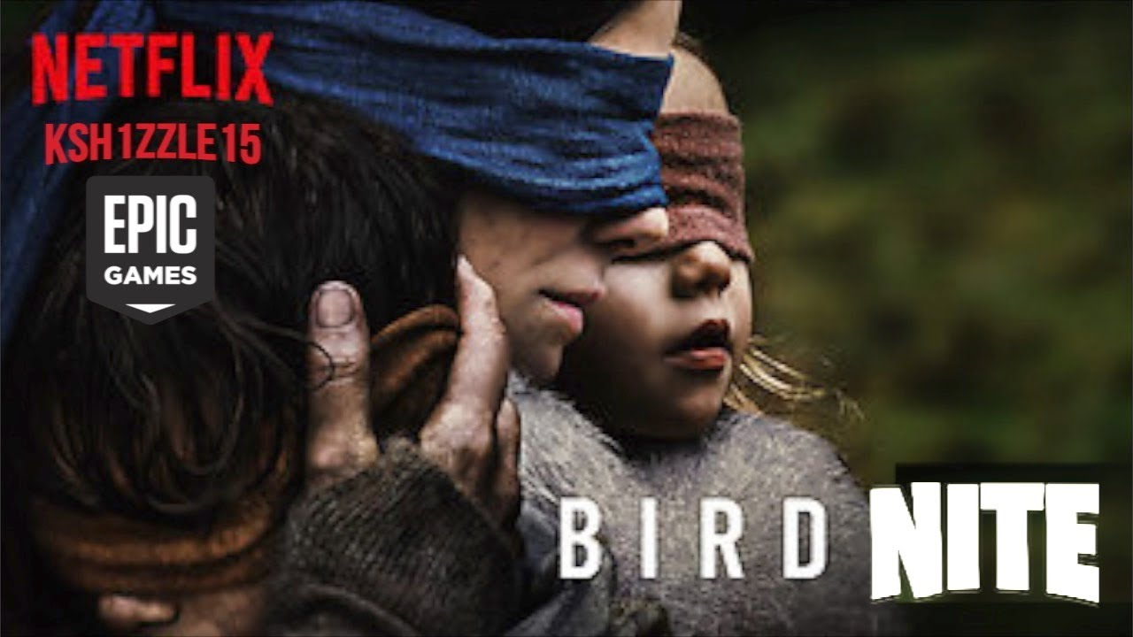 "Download Bird Nite (Netflix's ""Bird Box"" Fortnite Parody Trailer)"