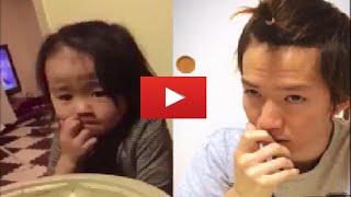 【腹筋崩壊w】テオくんが少女を真似した動画が相当おもしろいとTwitterで話題に!! thumbnail