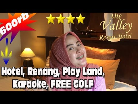Liburan Di The Valley Resort Hotel Bandung