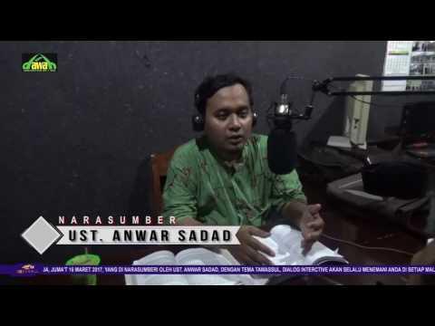 Dialog Interactive Radio Da'wah Assunniyyah ASWAJA 16 Maret 2017
