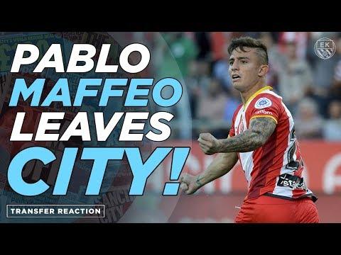 PABLO MAFFEO JOINS VFB STUTTGART | Transfer Reaction
