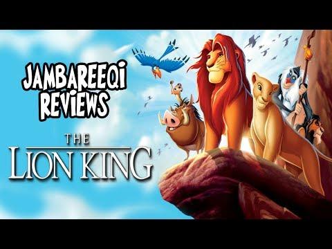 """Jambareeqi Reviews"" - The Lion King"