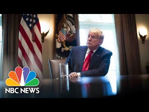 Live: President Donald Trump Holds A Cabinet Meeting | NBC News