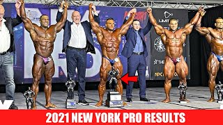 New York Pro Results - Nick Walker DOMINATES!