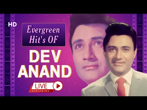 Hits Of Dev Anand | Popular Song | Bollywood Blockbuster | Indian Music