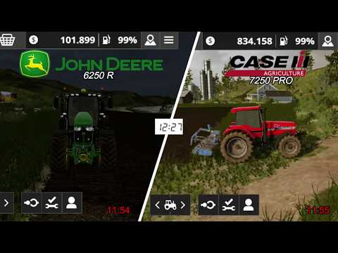 fs-20-android-🚜-john-deere-vs-case-ih-🚜-the-best-tractor-🥇