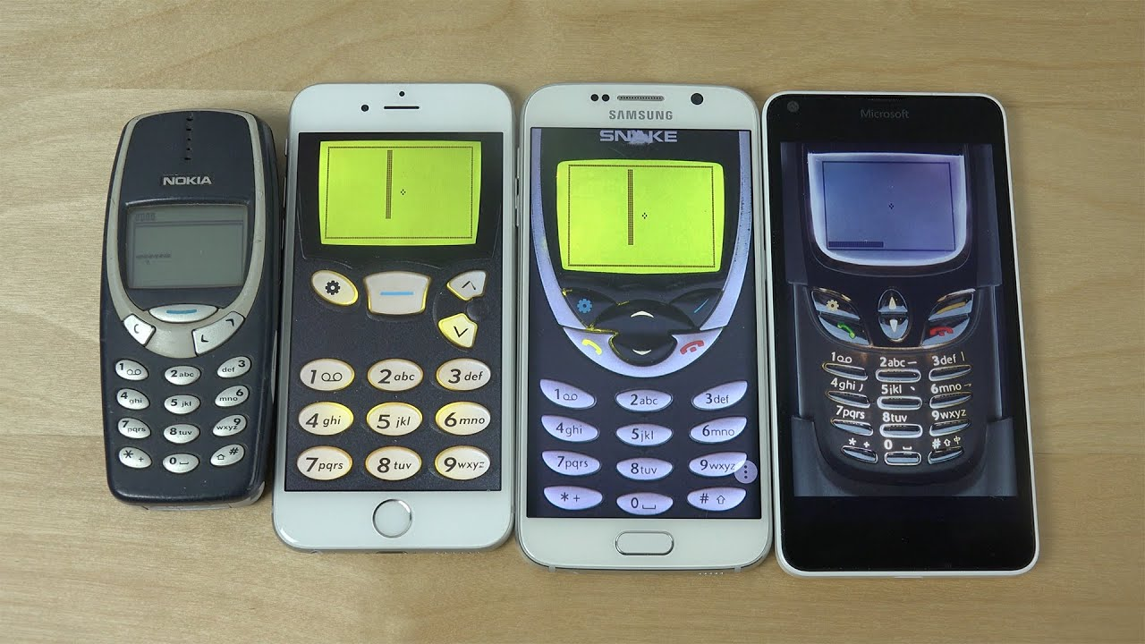 The New Nokia 3310 is a Smartphone After All & Has a Month Long