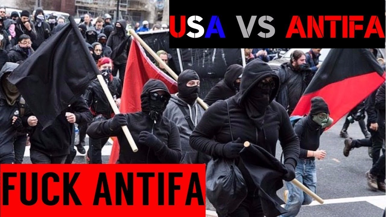 fuck antifa