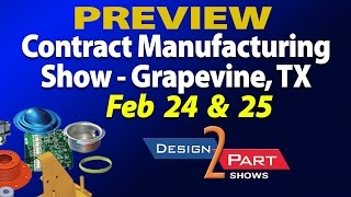 Meet Contract Manufacturing Suppliers - D2P Grapevine TX