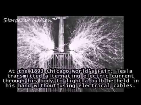 Pyramid Power Plant Theory, Nikola Tesla and Wireless Transmission of Power and Earth Harmonics