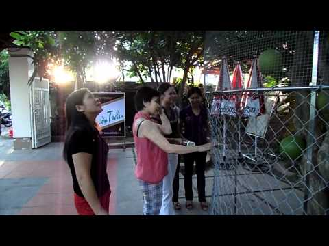 Videoclip quay tại Quán Vườn trầu Thành phố Thái Bình
