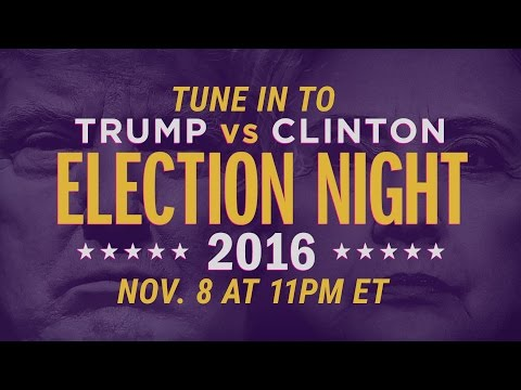 Fusion Election 2016 LIVE Night Coverage
