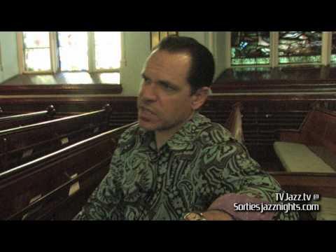 Kurt Elling interview - FMCM 2010 - 21 mai 2010.mpg