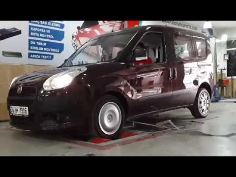 Fiat Doblo Dyno Testi