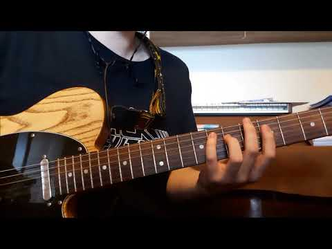 Humility - Gorillaz feat. George Benson(Guitar Cover) with TABS