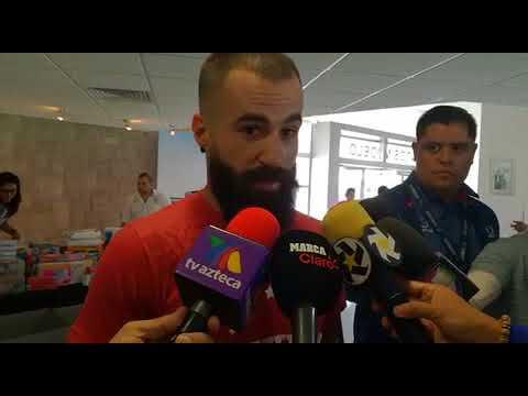 Marc Crosas habla acerca de los afectados en el sismo