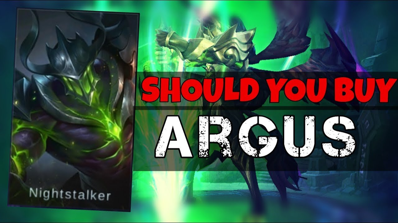 Should You Buy Argus Is Argus Worth Buying Mobile Legends Bang Bang