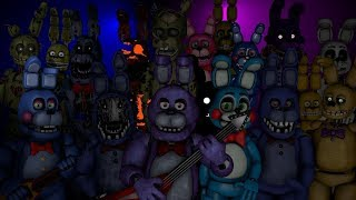 All Bonnies Sing The FNAF Song