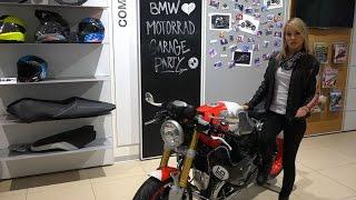 Обзор городской экипировки. Модели Venting и Club от BMW Motorrad