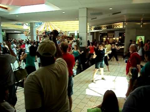Jazzercise Flashmob Lincoln Nebraska